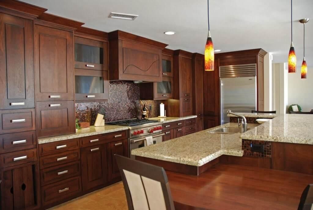 Muebles de cocina for Beautiful custom kitchen cabinets